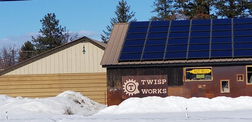 Methow Valley Twisp Works Winter Festival 2018
